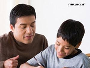 والدین متفاوتی برای فصل امتحانات باشید !