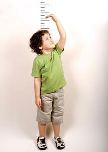 افزایش قد کودک سه ساله