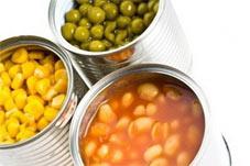 تغذیه: این بیماری در کمین مصرف کنندگان غذاهای کنسروی