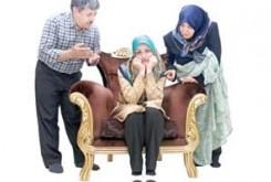 اطلاع خانواده ها از مشکلات زوجین؛ چه موقع؟ چرا؟ و چگونه؟