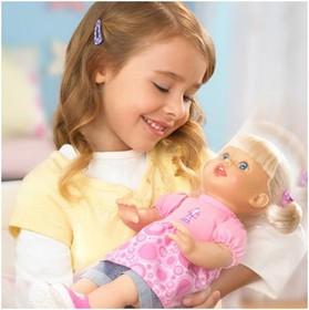 بازی با عروسک، موثر در رشد شخصیت کودکان
