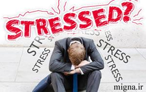 آزمونی برای سنجش سطح استرس