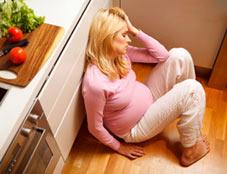 n00030598 b چرا بعضی از خانم های باردار پرخاشگر و عصبی می شوند؟