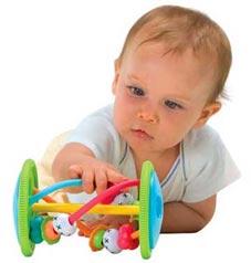 با این روش ها به رشد و یادگیری نوزادتان کمک کنید!