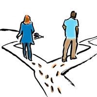 كاروان طلاق توافقي در خيابانهاي پايتخت