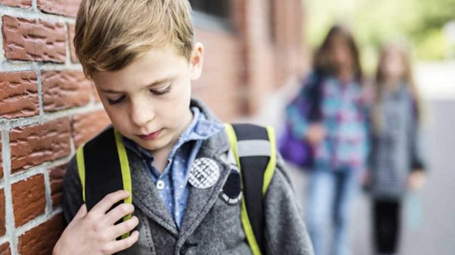 گوشه گیری اجتماعی در دانش آموزان