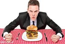 خوردن این غذاها اعصابتان را خط خطی میکنند!
