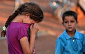 اضطراب و نگرانی از والدین به فرزندان منتقل می شود