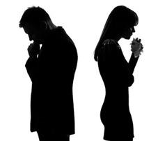 طلاق عاطفی از طلاق مخرب تر است