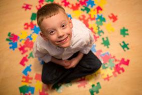 طراحی اتاق بازی برای کودکان اوتیسم