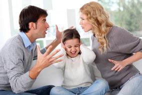 شیوع اختلالات و مشکلات رفتاری در کودکانی که شاهد خشم هستند بیشتر است