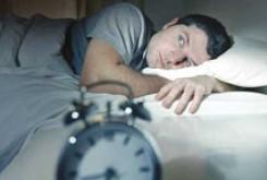 بی خوابی انعکاس افسردگی و اضطراب