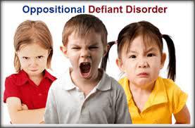 پژوهشی درباره اختلال نافرمانی مقابله ای ODD