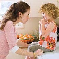 7 قانون برای «نه» گفتن به کودک