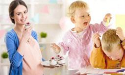 مادرانی که عامل بیش فعالی فرزندانشان میشوند