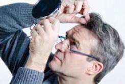 تاثیر استرس بر سفیدی مو