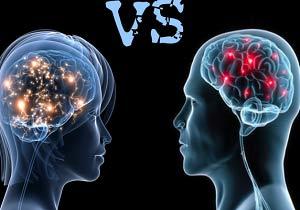 خانمها باهوشترند یا آقایان؟ / مقایسه اندازه مغز زنان و مردان!