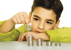 از چه سنی به فرزندم پول توجیبی دهم؟