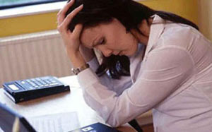 شرایط کار فشار روانی بیشتری بر زنان وارد می کند