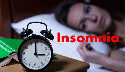 اختلال بی خوابی  Insomnia