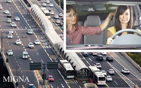 خداحافظی با ترس از رانندگی