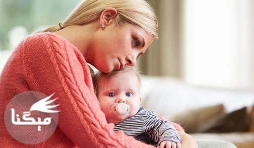 افسردگی، بیماری واگیر دار بین مادر و نوزاد