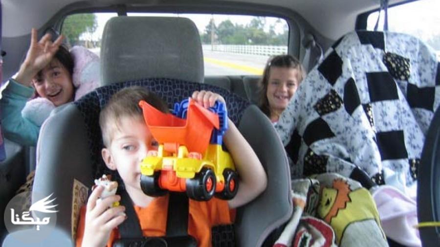ملزومات سفر با کودک، اگر مبتلا به اوتیسم باشد