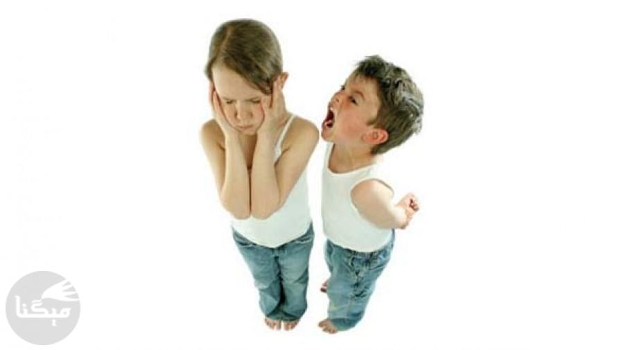 چرا کودکان عصبی میشوند؟