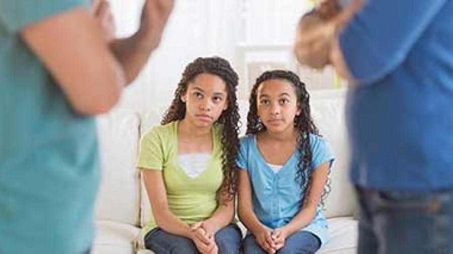 وقتی فرزندان والدین را طلاق می دهند