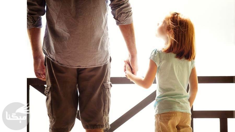 ارتباط مناسب پدر با دختر احتمال بزهکاری را در نوجوانی کاهش می دهد