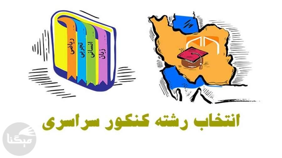 پایگاههای آموزش و پرورش استان یزد جهت انتخاب رشته آزمون سراسری مشخص شدند