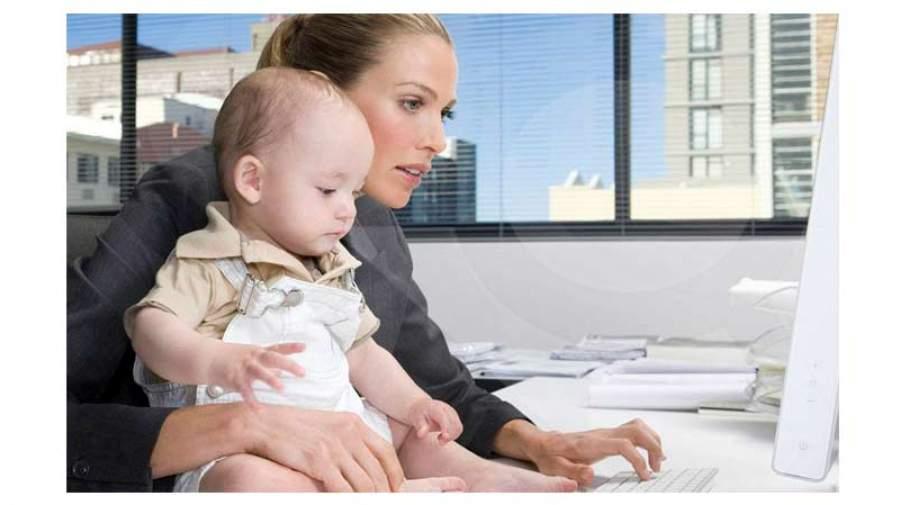 فرزندان مادران شاغل در آینده موفقترند