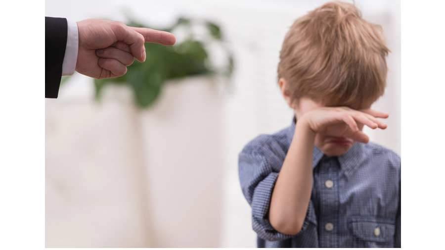 چرا نباید کودکان را تنبیه کنیم؟