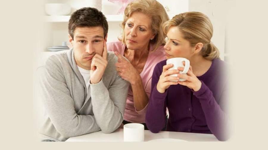 ۱۰ جملهای که هرگز نباید به مادرشوهر گفت!