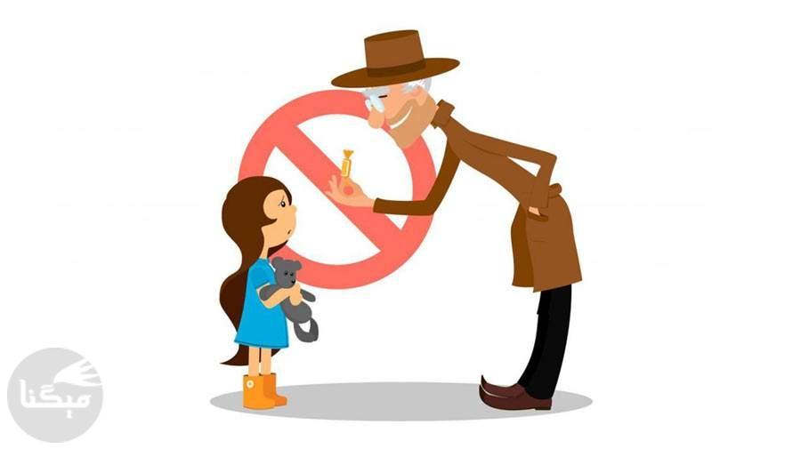 روانشناسی آموزش کودکان، ارتباط با غریبهها