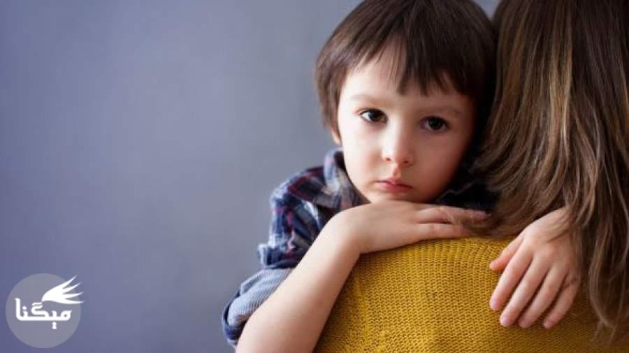 شیوه فرزندپروری کودک مضطرب