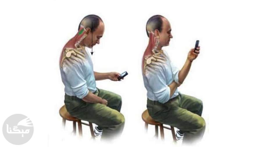 بلایی که استفاده مداوم از تلفن همراه بر سرتان میآورد!
