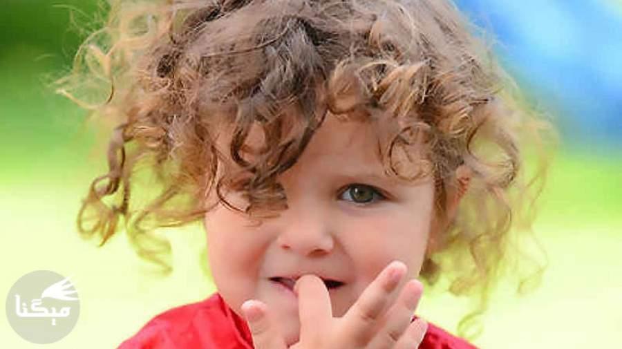 علت ناخن جویدن در کودکان چیست؟