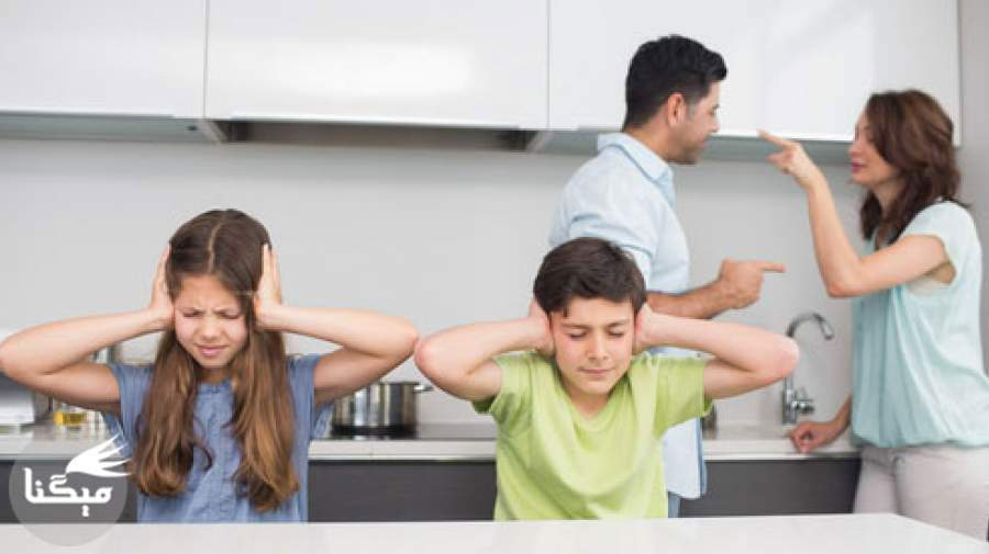 بهداشت روانی کودکان در گرو محبت والدین