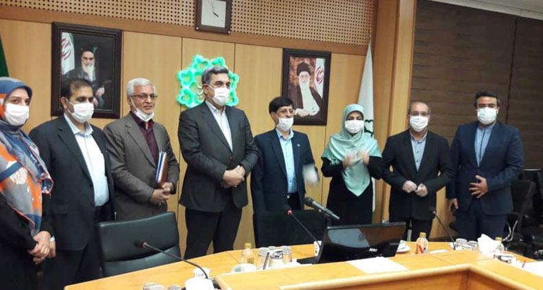 1593072549 امضاي تفاهمنامه همکاری بین نهاد نظام روانشناسی و همچنین شهرداری تهران