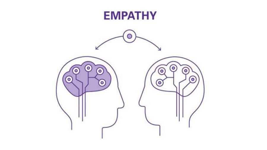 اهمیت همدلی بر سلامت روان