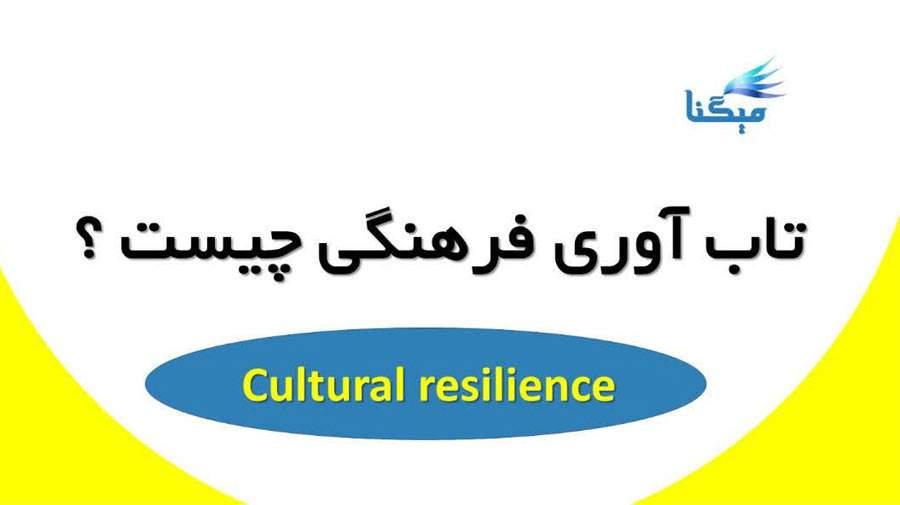 تاب آوری فرهنگی چیست ؟