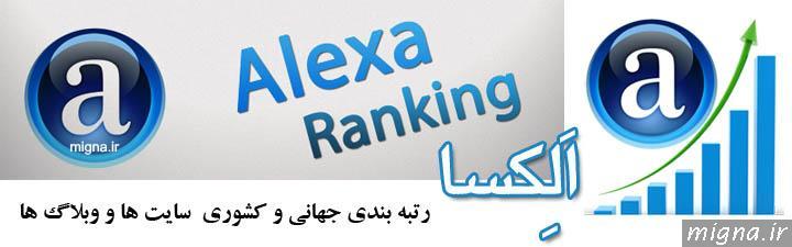 رنک الکسا چیست و روش ثبت سایت در الکسا چگونه است ؟