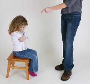 سختگيري والدين